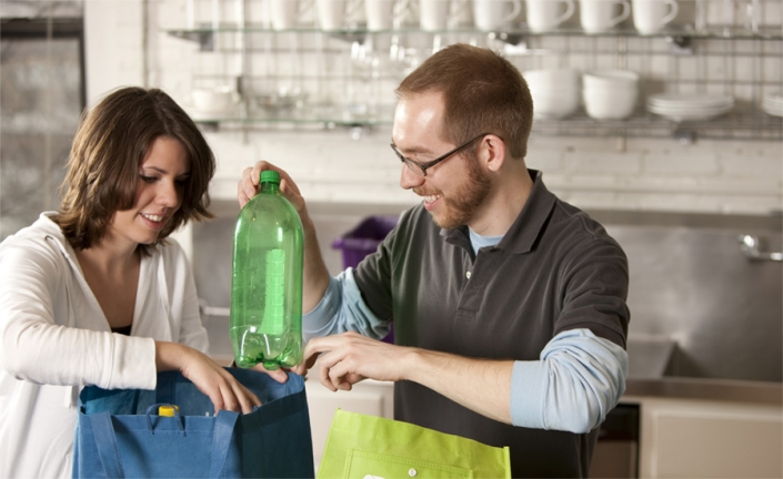 Reduzir o lixo doméstico